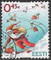 Estonia 2012 Christmas 45c Good/fine Used [35/29859/ND] - Estonia