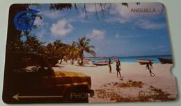ANGUILLA - GPT - 1CAGA - $5.40 - ANG-1A - Meads Bay - 1000ex - MINT - Anguilla
