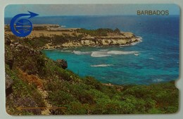 BARBADOS - GPT - 1989 - $4 - Coastline - 1CBDA - BAR-1A - 1000ex - Mint - Barbados