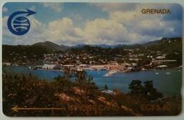 GRENADA - GPT - GRE-2A - 2CGRA - $5.40 - St Georges - 1000ex - Mint - Grenada