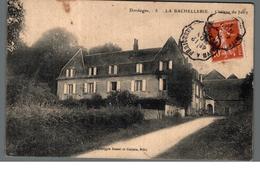 Cpa 24 La Bachellerie Chateau De Jatry Déstockage à Saisir - Sonstige Gemeinden