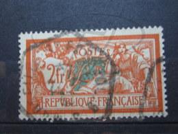 "VEND BEAU TIMBRE DE FRANCE N° 145 , CACHET HEXAGONAL "" MARSEILLE - ST-FERREOL "" !!! - 1900-27 Merson"