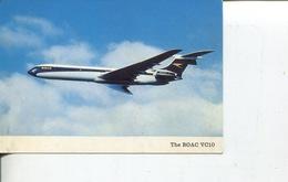 (567) Avion - Aircraft BAOC VC10 - 1946-....: Moderne