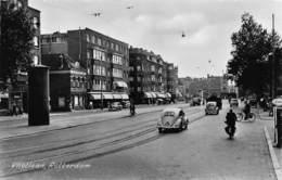 Rotterdam  Nederland Vlietlaan  Volkswagen VW Kever  Esso Tankstation   Fotokaart     X 4121 - Rotterdam