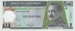 GUATEMALA 1 QUETZAL 2006 P-109a UNC [GT109a] - Guatemala