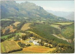 Stellenbosch - A View Of High Rustenberg Hydro, Cape - (South Africa) - Zuid-Afrika