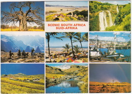 Scenic South Africa - 'A Land Of Contrast'  - Multiview - Zuid-Afrika