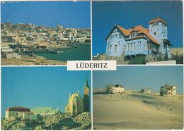 Lüderitz Bay - South West Africa - Multiview - Zuid-Afrika