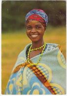 Tribal Life - Stamlewe - Basuto Beauty - Basoetoe-skoonheid  - (South Africa) - Zuid-Afrika