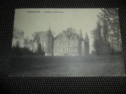 Escanaffles ( Celles ) : Château Du Saulchois ( Met Lakzegel Van Kasteel ) - Celles