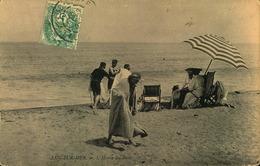 N° 1428 RRR AL LUC SUR MER L HEURE DU BAIN - Luc Sur Mer