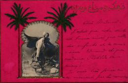 Algérie - Scènes Et Types - Carte Gaufrée - Scenes