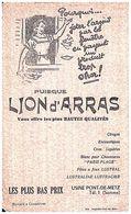 Ci L A/Buvard Cirage Lion D'Arras (Format 20 X 13) (N= 1) - Shoes
