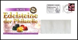 Bund / Germany: Stempel 'Edelsteine, 2018' / Cancel 'Gemstones', 73545 Lorch [Mi. 3088] - Minerals