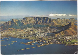 Cape Town From The Air - Kaapstad Uit Die Lug Gesien - (South Africa) - Zuid-Afrika