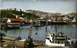 PHILIPPEVILLE  Le Port Colorisée RV - Skikda (Philippeville)