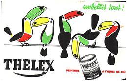 Pei T/Buvard Peintures Thélex  (Format 21 X 13.5) (N= 1) - Paints