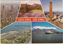 Suid-Afrika Lugblik - South Africa Aerial View - (Multiview) - Zuid-Afrika