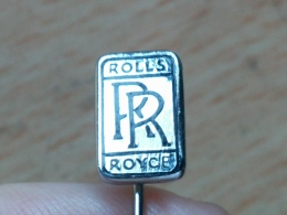 Z 199 - ROLLS ROYCE, AUTO, CAR - Pin's