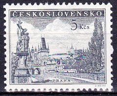 ** Tchécoslovaquie 1953 Mi 818a (Yv 722), (MNH) - Tschechoslowakei/CSSR