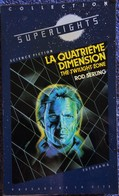 Superlights N° 26 - La Quatrième Dimension - Rod Serling . - Futurama