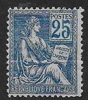 France - N° 114 * - Cote :135 € - France