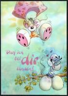 B7202 - TOP Diddl Maus - Wackelkarte Effektkarte - Comic Cartoon - Comicfiguren