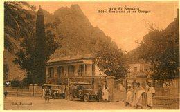 ALGERIE(EL KANTARA) HOTEL(AUTOMOBILE) - Other Cities