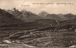 ITALIE VAL D'AOSTA  PETIT SAINT-BERNARD  LE CHANOUSIA  JARDIN BOTANIQUE A 2164 M - Italy
