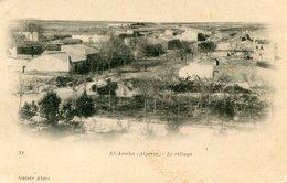 ALGERIE(EL ARICHA) - Other Cities