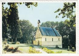 Knysna Lagoon - The Belvedere Church, Cape, South Africa - Die Belvedere Kerk, Knysna-lagune, Suid-Afrika - Zuid-Afrika