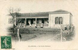 ALGERIE(EL ARICHA) CERCLE MILITAIRE - Other Cities