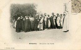ALGERIE(EL GOLEA) TYPE - Other Cities