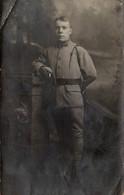 PHOTO DE SOLDAT - Personnages