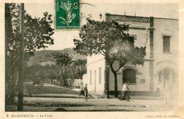 ALGERIE(EL AFROUN) POSTE - Other Cities