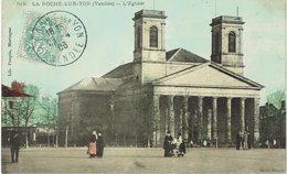 CPA - France - (85) Vendée - La Roche-sur Yon - L'Eglise - France