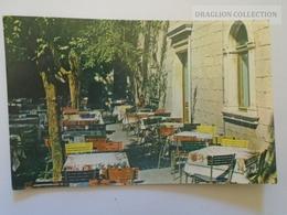 D161300 TROGIR  Basta Hotala RADOVAN 1970 - Hotels & Restaurants