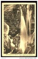 SAN NICOLAO DI MORIANI - Cascade De L' Uceluline - (plan Animé) - Autres Communes