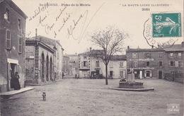 CPA - 43 - SAINTE FLORINE - Place De La Mairie - 2081 - France