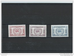 CAMBODGE 1959 - YT N° 78/80 NEUF SANS CHARNIERE ** (MNH) GOMME D'ORIGINE LUXE - Cambodia