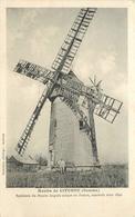MOULIN DE CITERNE - Spécimen Du Moulin Anglais Unique En France. - Moulins à Vent