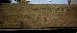 MAREDRET LA POMMERAIE  1923 Rare Pièce De L'histoire Régionale - Boxes