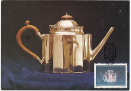 Cultural Heritage - Cape Silver / Kultuurerfenis - Kaapse Silwer - RSA 25C Stamp - (Suid-Afrika - South Africa) - 1985 - Zuid-Afrika