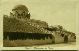 LIBIA - TRIPOLI - MONUMENTO AI CADUTI - EDIZ. BENEDETTO MEGHIDESE - 1930s (BG554) - Libya