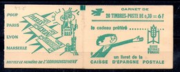 Carnet De Francia N ºYvert 1331A-C2 ** - Francia