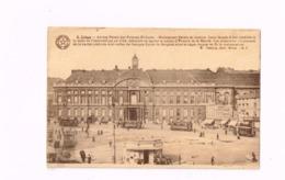 Ancien Palais De Justice.Expédié à Saint-Josse-ten-Noode. - Luik
