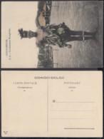 Congo Belge 1910 - Carte Postale Nr. 4 Danseur Mongletta  Ref. (DD)  DC0139 - Belgian Congo - Other