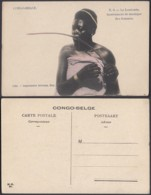 Congo Belge 1910 - Carte Postale Nr. 6 . Le Lontanta   Ref. (DD)  DC0141 - Belgian Congo - Other