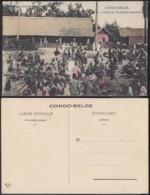 Congo Belge 1910 - Carte Postale Nr. 8 . Port De Nouvelle-Anvers    Ref. (DD)  DC0142 - Belgian Congo - Other