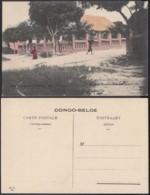 Congo Belge 1910 - Carte Postale Nr. 9 . Habitation à Stanleyville    Ref. (DD)  DC0143 - Belgian Congo - Other